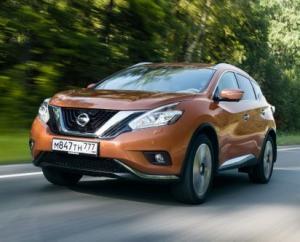 Новый Nissan Murano показывает неплохие результаты продаж