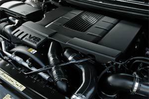 Течь охладителя масла ДВС Range Rover 4.4 литра V8