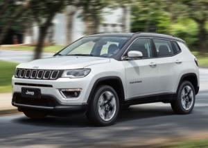 В России стартуют продажи Jeep Compass нового поколения. ФОТО