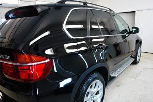 Нанокерамика – современный метод защиты авто от царапин