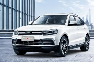 В марте в России стартуют продажи Zotye T600 Coupe