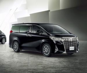 Стартовали продажи нового Toyota Alphard от 4 396 000 рублей