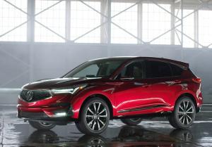 В Сети рассекретили серийный Acura RDX нового поколения. ФОТО