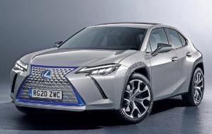 Электрический Lexus CT убьет Tesla Model 3