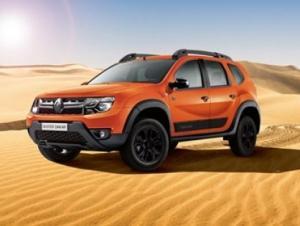 Стартовали российские продажи Renault Duster Dakar от 1 005 990 рублей