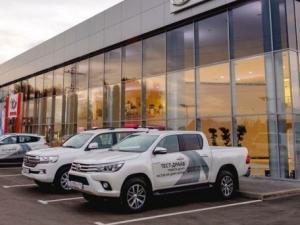 Toyota повысила цены на автомобили в России