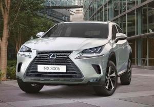 В России серьезно подорожал Lexus NX