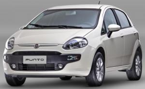 Прекращен выпуск хэтчбека Fiat Punto
