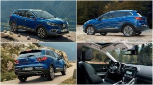 Французы представили новый Renault Kadjar