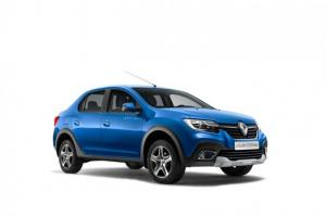 Объявлены цены на внедорожники Renault Logan и Sandero серии Stepway