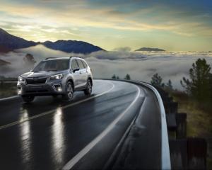 18 октября стартуют продажи нового Subaru Forester