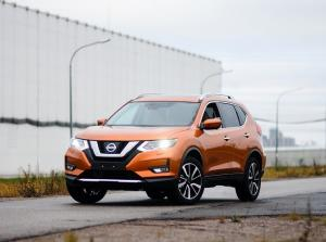 Объявлены комплектации на новый Nissan X-Trail