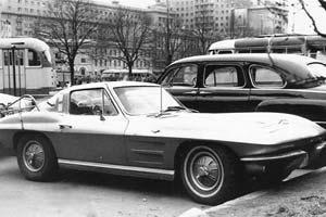 Продажа классических автомобилей
