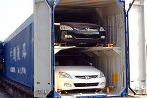 Перевозка авто в контейнере: особенности и нюансы