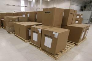 Срочная перевозка груза: быстро и надежно