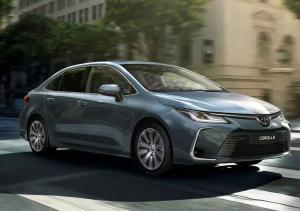 Новая Toyota Corolla будет доступна в одной модификации