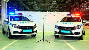 Российская полиция будет гоняться за нарушителями на современных спорткарах