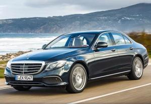 3 апреля в Подмосковье стартует производство автомобилей Mercedes