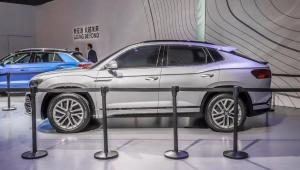 Volkswagen покажет в Китае конкурента BMW X4