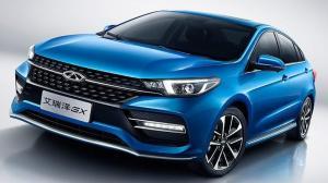 В России будут продавать новый седан Chery Arrizo GX