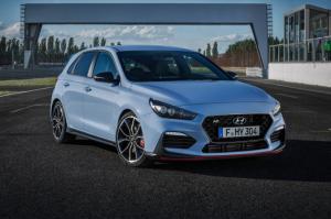 В Нижнем Новгороде стартуют продажи спортивного Hyundai i30 N