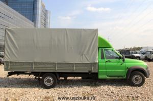 Стартуют продажи удлиненного УАЗ Профи