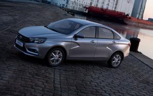 В 2020 году стартуют продажи обновленной LADA Vesta FL