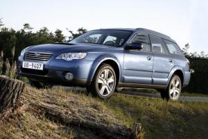 Subaru Outback возглавил рейтинг надежных универсалов