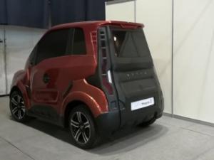 В России стартуют продажи электромобиля Zetta за 450 000 рублей