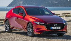 В июле стартуют продажи обновленной Mazda 3. Цены