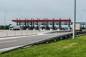 Автомобильная дорога М4 «Дон»: расположение пунктов взимания платы, использование транспондеров