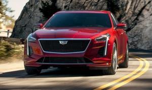 Новый Cadillac CT6 от 4 850 000 рублей