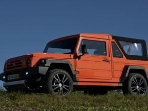Стартовали продажи внедорожника Апал-21541 Сталкер  от 1 233 000 рублей