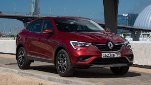 Сегодня в Москве стартует производство Renault Arkana