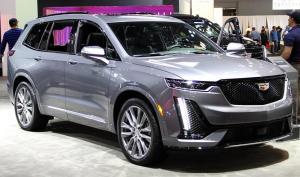 В России появятся новые Cadillac XT4 и XT6