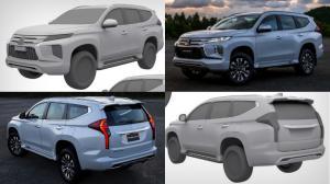 Представлены новые Mitsubishi Pajero Sport и ASX для России