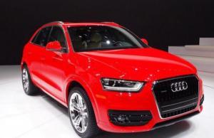 Новый Audi Q3 от 2 253 000 рублей