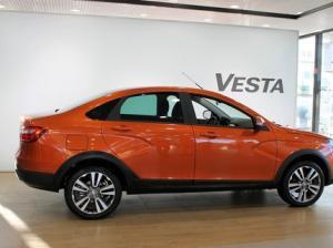 Lada Vesta с вариатором от 736 900 рублей