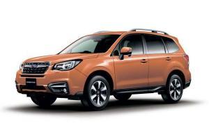 Стартовали продажи нового Subaru Forester от 2 059 000 рублей
