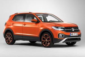 В 2020 году в России стартуют продажи Volkswagen Tarek