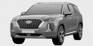 В Россию придет 7 местный кроссовер Hyundai Palisade