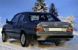 Легендарный Mercedes-Benz W124, как найти живой экземпляр в Казахстане