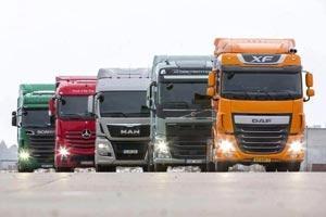 Особенности выкупа подержанных грузовиков