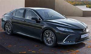 Обзор Тойота Камри 2021: дизайн, характеристики, преимущества