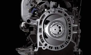 Двигатель Ванкеля