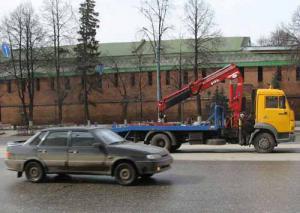 эвакуатор в Нижнем Новгороде
