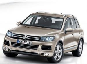 Поклонников Volkswagen Touareg обрадует появление 200-сильного