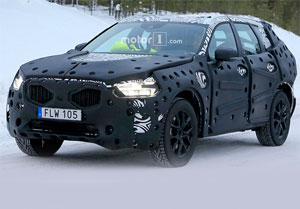 Шведы приступили к тестам нового Volvo XC 60