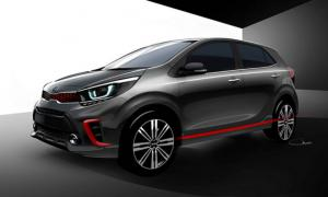 Kia Picanto нового поколения показали в Сети