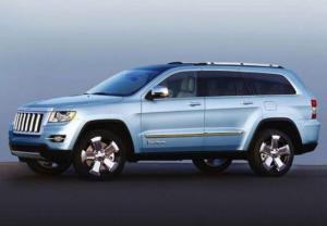 К 2020 году стартует выпуск Jeep Grand Wagoneer